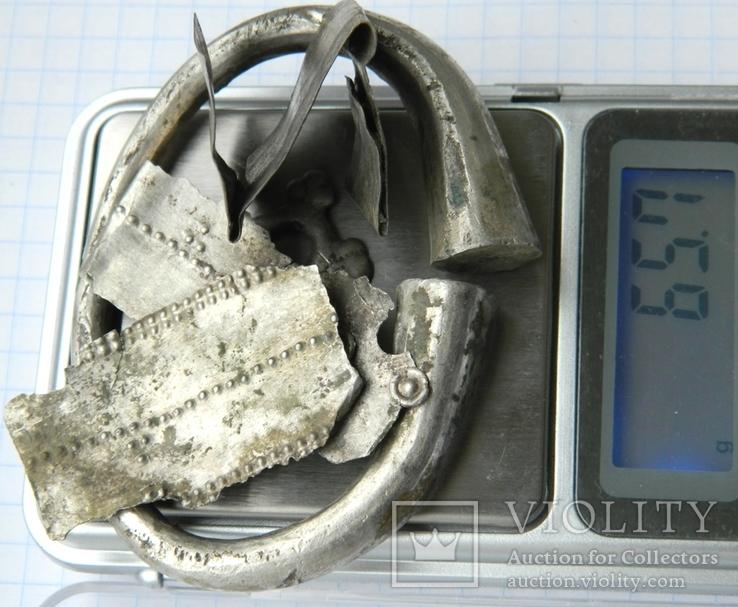 Предмети ПК. (серебро)., фото №13