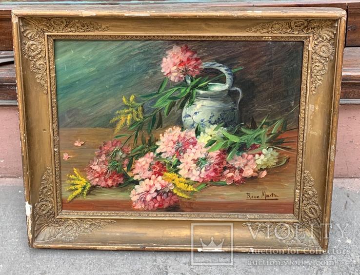 Картина» Розы» холст масло