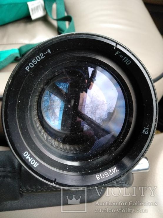 Объектив Р0502-1 F-110, фото №2