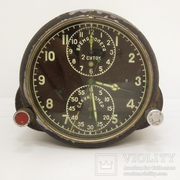 Авиационные часы АЧС - 1.