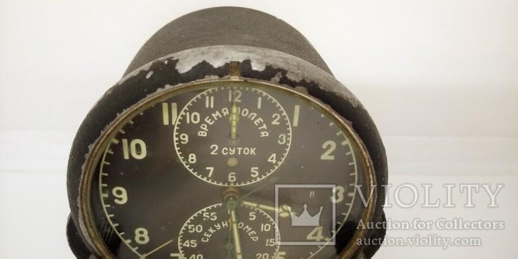 Авиационные часы АЧС - 1., фото №3