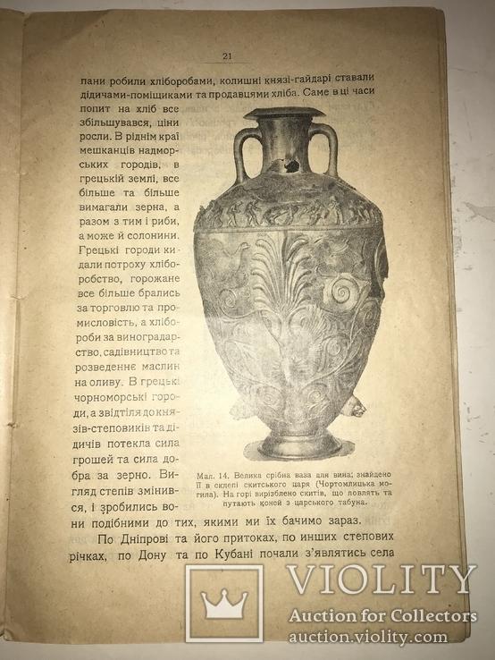 1916 Давне Минуле України Археологія, фото №9