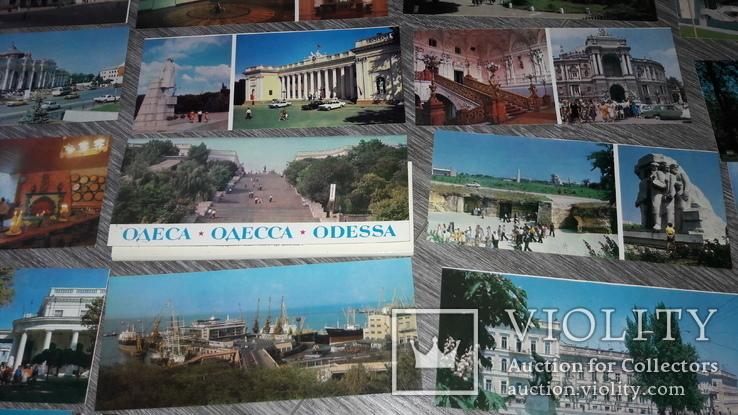 Набор открыток Одесса 1982г. 21шт, фото №5