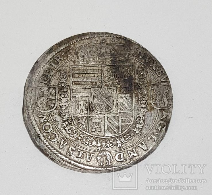 Талер  Эльзас эрцгерцог Фердинанд (1564 – 1595), фото №3