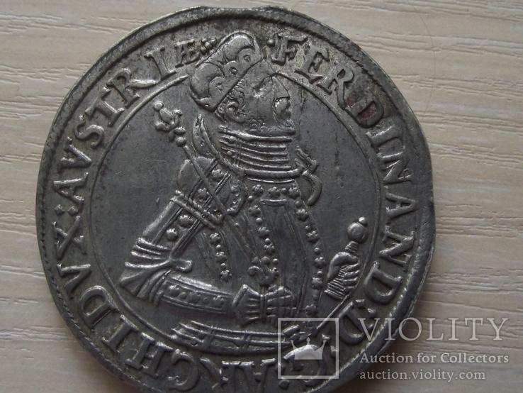 Талер  Эльзас эрцгерцог Фердинанд (1564 – 1595), фото №4
