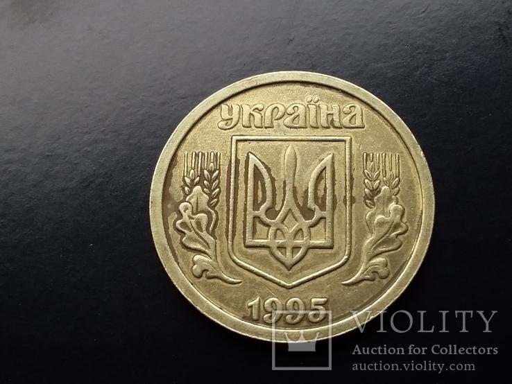 1 гривна 1995 год, фото №9