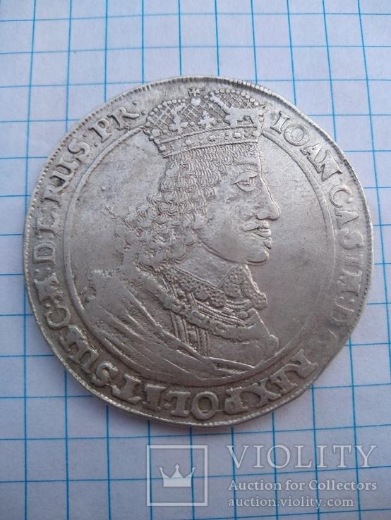 Талер 1649 года
