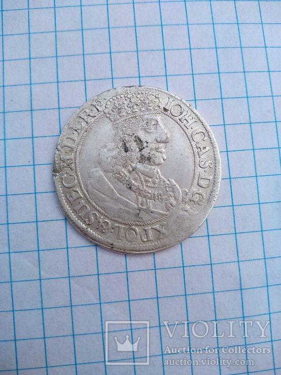 Орт 1658 рік