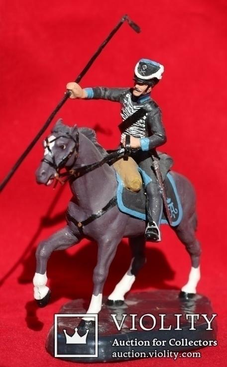 Черный гусар. Наполеоновские войны