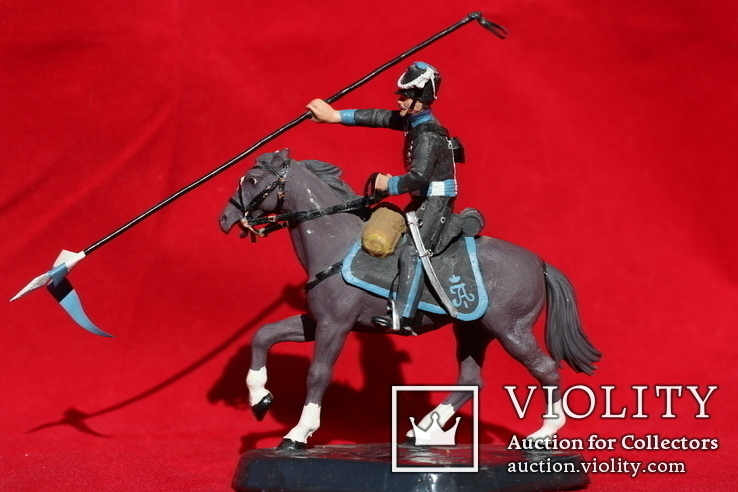 Черный гусар. Наполеоновские войны, фото №3