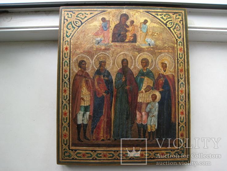 Избранные святые, кипарис, 26,5см