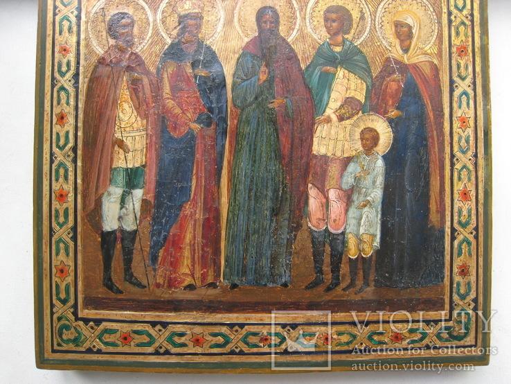 Избранные святые, кипарис, 26,5см, фото №4