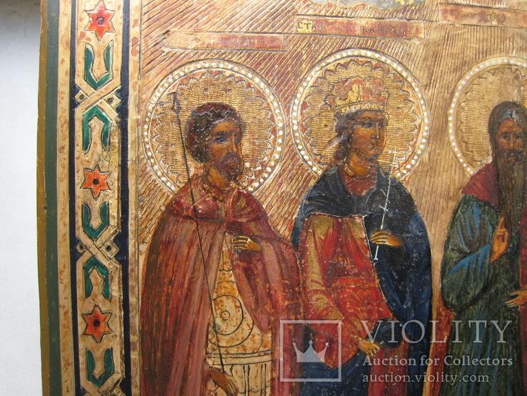 Избранные святые, кипарис, 26,5см, фото №5