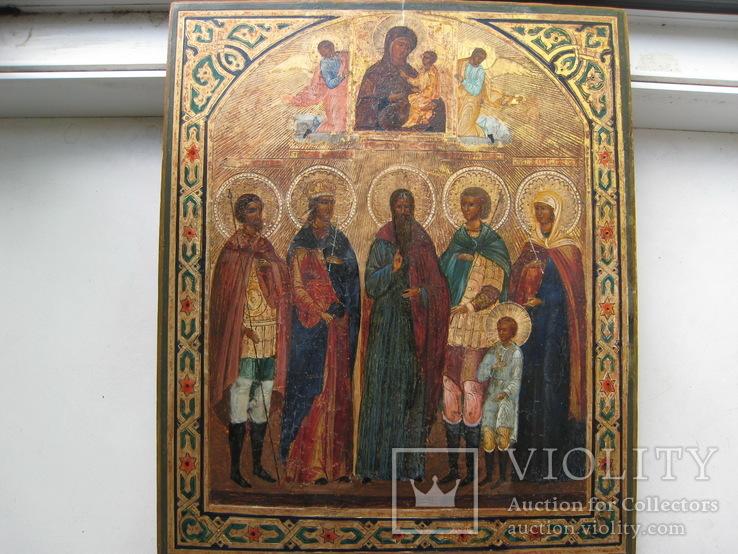 Избранные святые, кипарис, 26,5см, фото №8