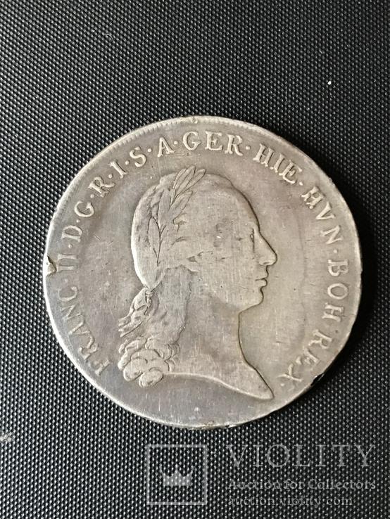 Талер 1793, фото №3