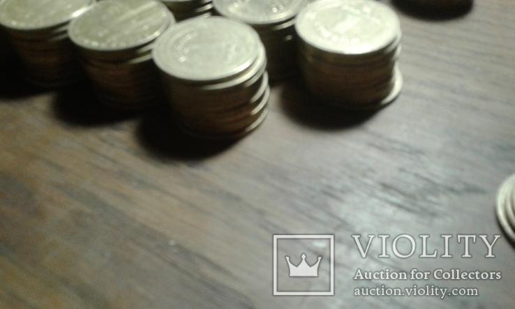 1 грн 2004 рік (год) 190 штук лот №3, фото №8