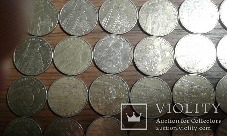 1 грн 2004 рік (год) 190 штук лот №3, фото №11