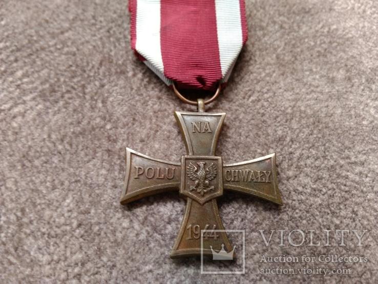Крест Храбрых Польша