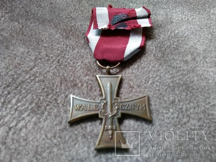 Крест Храбрых Польша, фото №3