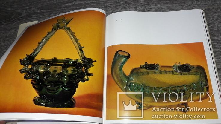 Испанское стекло каталог альбом 1970г., фото №3