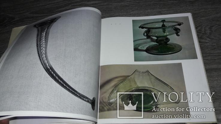 Испанское стекло каталог альбом 1970г., фото №7