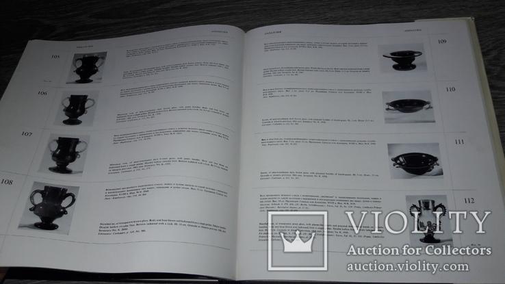 Испанское стекло каталог альбом 1970г., фото №8