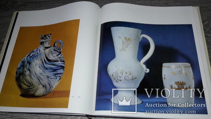 Испанское стекло каталог альбом 1970г., фото №10