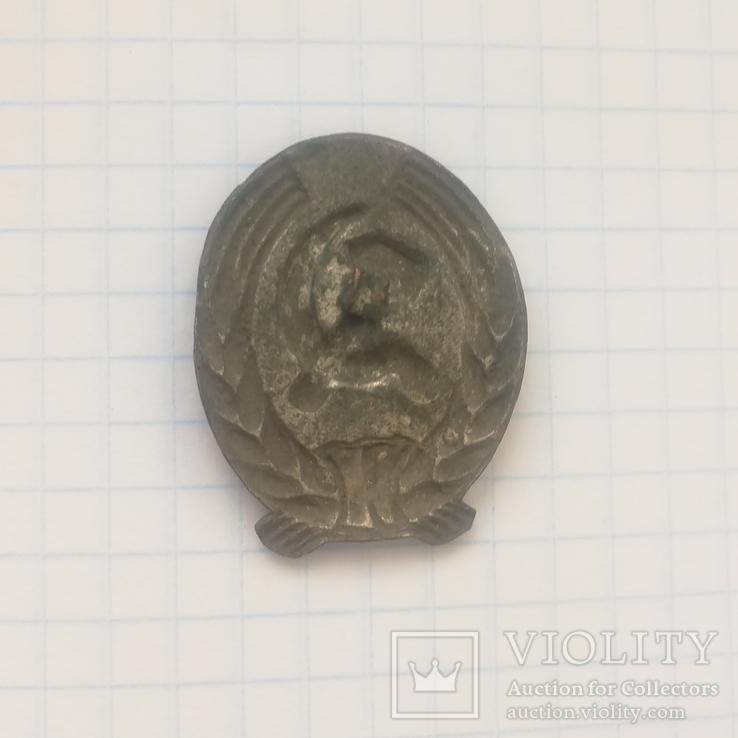 Кокарда сотрудника ГУЛАГ НКВД, фото №3