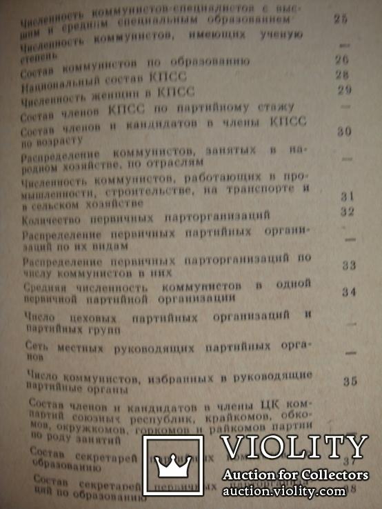Книжка партийного активиста 1974 год., фото №8