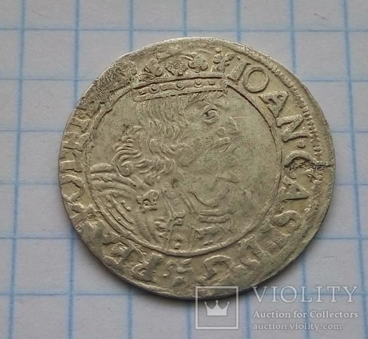 Львовский шестак 1661г