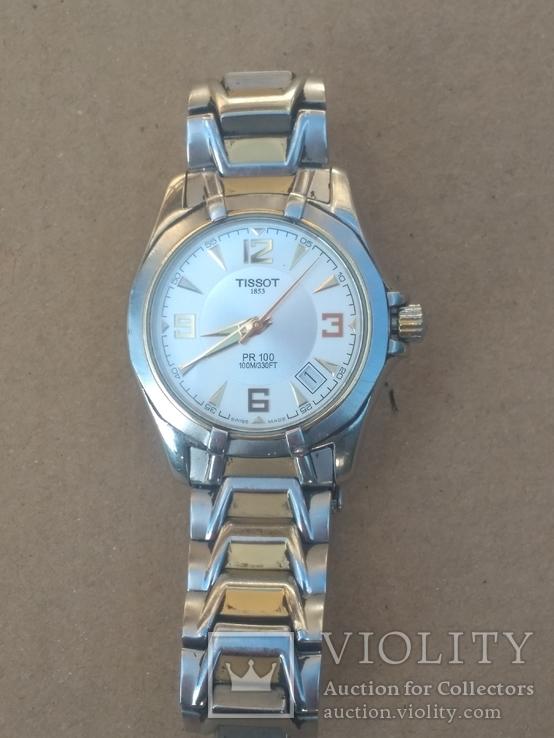 Часы Tissot PR100 100M/330FT