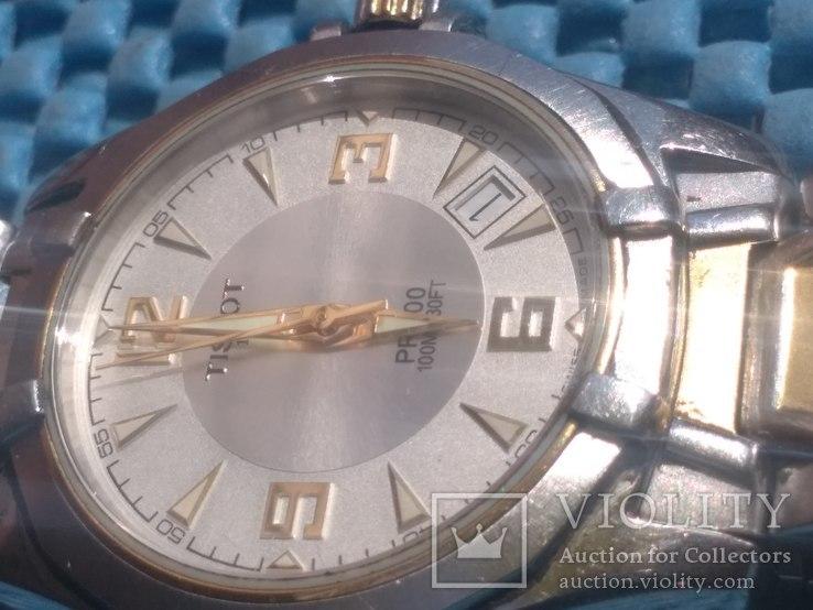 Часы Tissot PR100 100M/330FT, фото №6