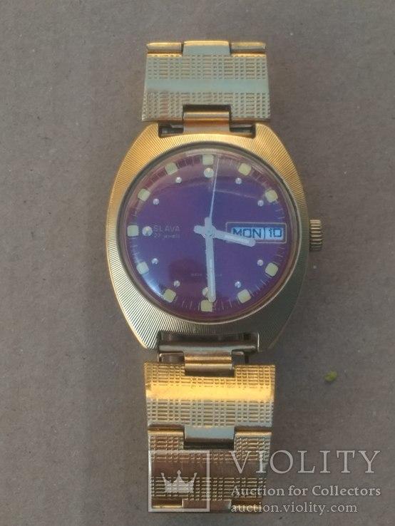 Часы Слава Автоподзавод Au10 /+ Олимпийский браслет