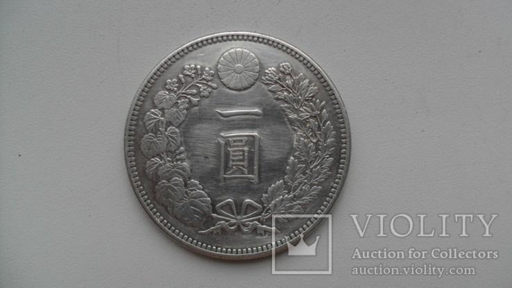 1 йена 1894 года Япония