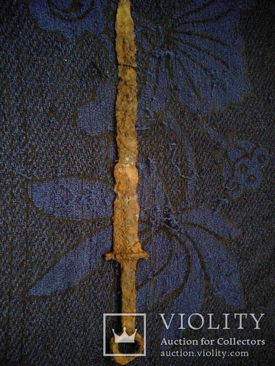 Сарматский меч