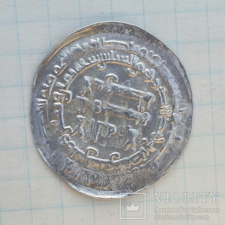 Дирхем, Исмаил ибн Ахмад Самани, 901-902г.г., Шаш