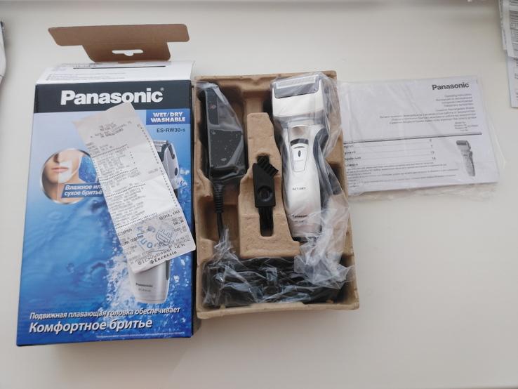Електробритва Panasonic ES-RW30, фото №3