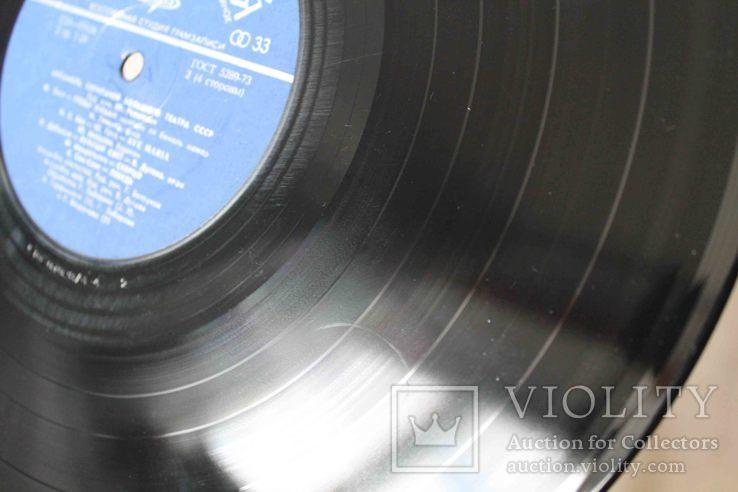 Пластинки 2 шт. Ансамбль скрипачей большого театра СССР, фото №13
