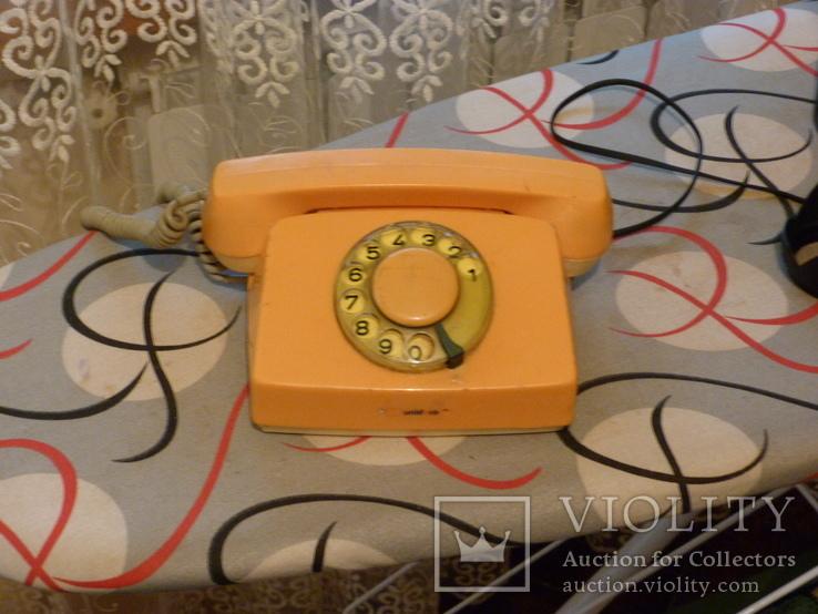 Телефонний апарат.Болгарія 1977р.