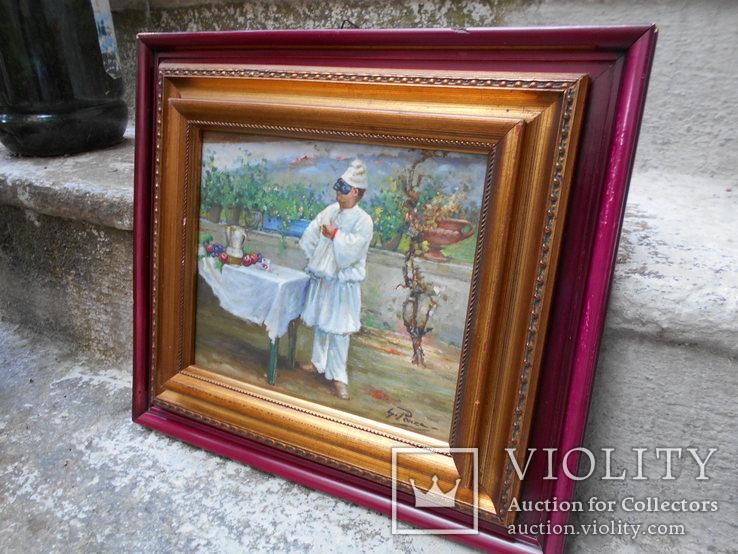 Pабота художника Джованни Панса 1920 г. Италия, фото №11