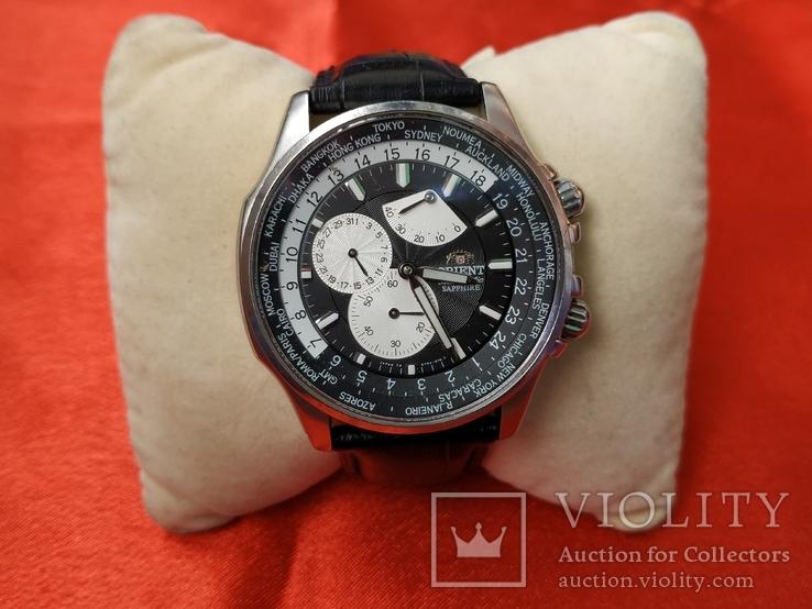 Часы Orient automatic sapphire