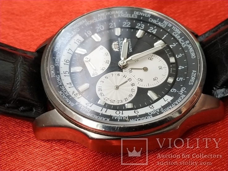 Часы Orient automatic sapphire, фото №4