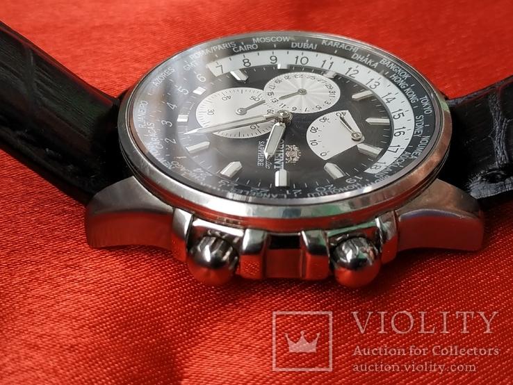 Часы Orient automatic sapphire, фото №5