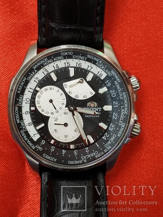 Часы Orient automatic sapphire, фото №6