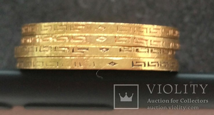 5 рублей 1899г- 4шт, фото №6