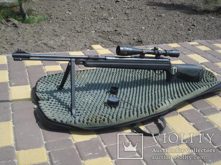 Пневматическая винтовка Hatsan Torpedo 150 TH