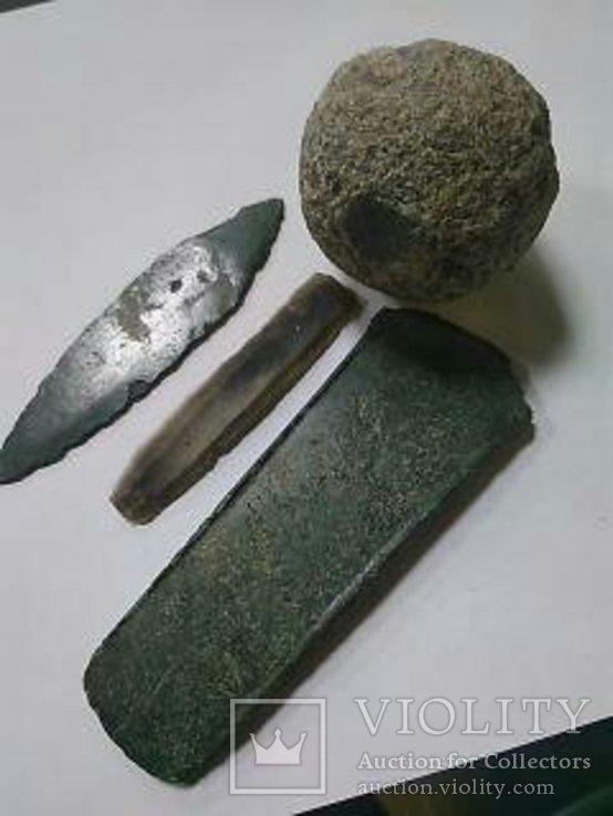 Тесло и предметы (рубеж 3-2 тыс. до н.э.), фото №3