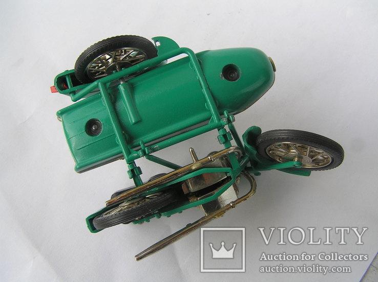 Мотоцикл ИЖ -Ю-2к Олимпийский мишка, фото №6