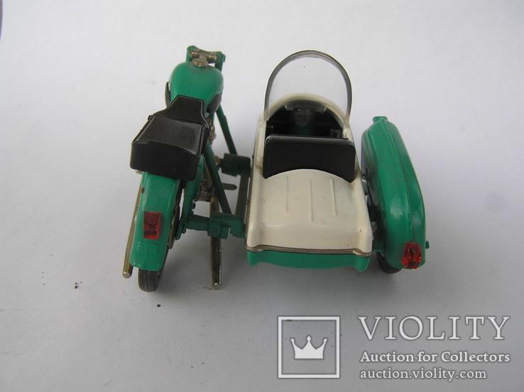 Мотоцикл ИЖ -Ю-2к Олимпийский мишка, фото №9