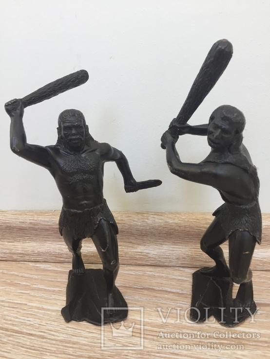 Неандертальцы ДЗИ 2 шт.